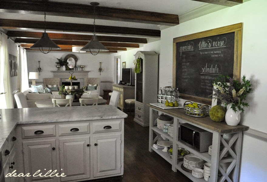 How We Painted Our Kitchen Cabinets Two Approaches For Two Kitchens Dear Lillie Studio