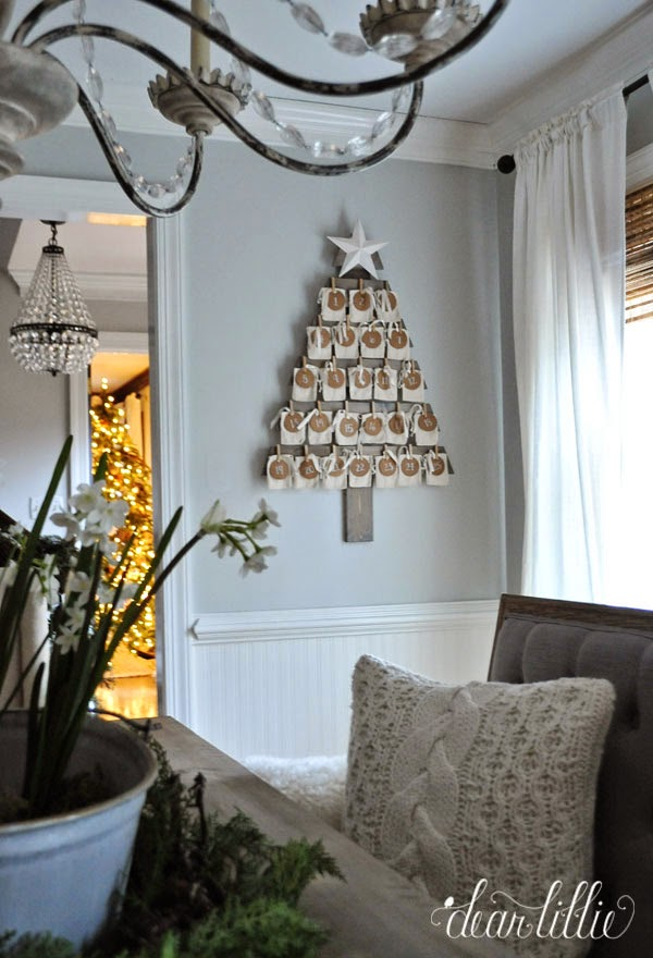 Cool Wooden Tree Advent Calendar Tutorial Dear Lillie Studio Download Free Architecture Designs Scobabritishbridgeorg
