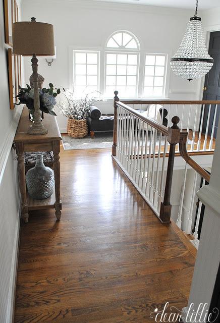 Loft Stairs Landing