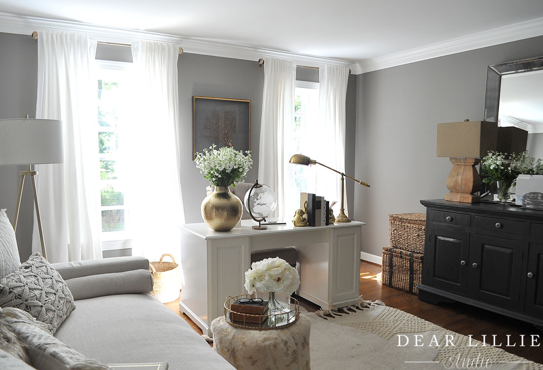 Some Updates to Our Office/Guest Room - Adding a Daybed - Dear ...